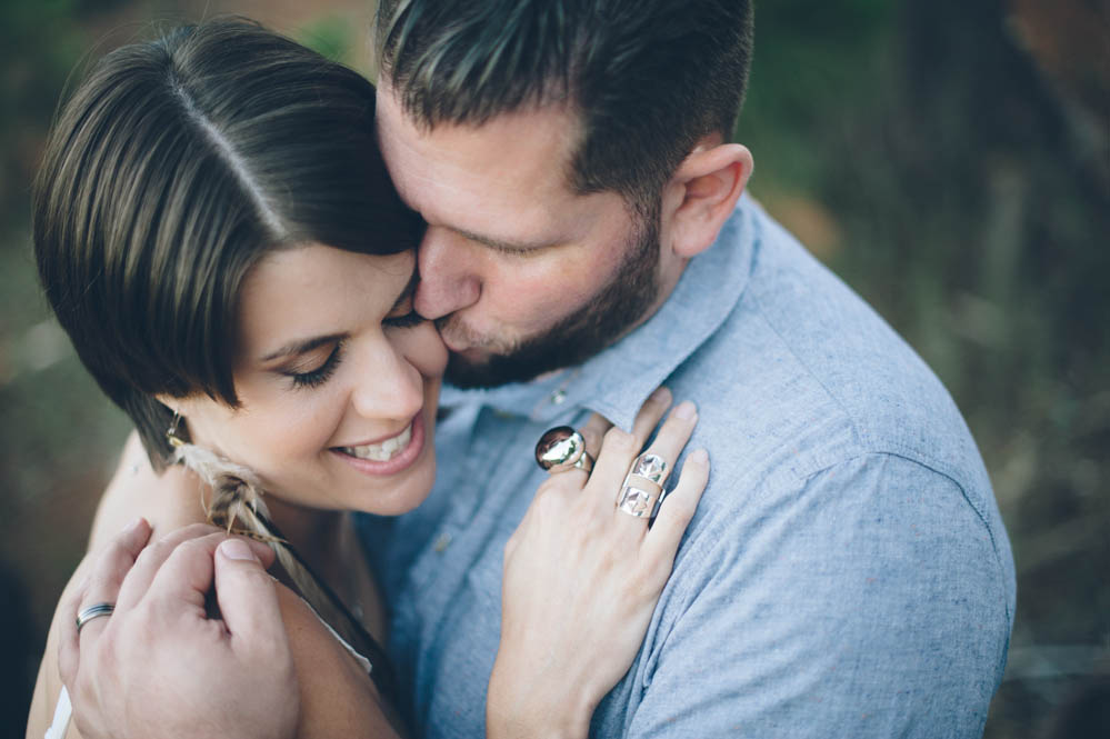 Portrait of a husband and wife - Portland Anniversary Photographer