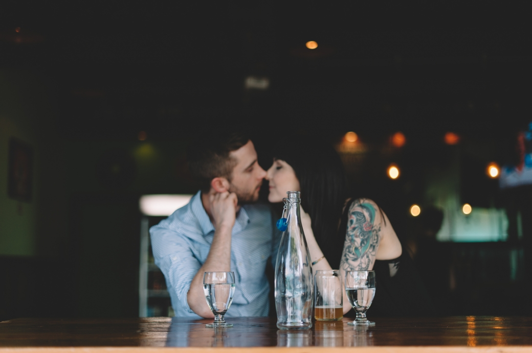 Portland Honeymoon Photography by Briana Morrison